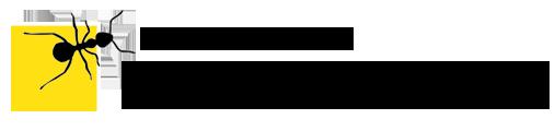 Imagen de logo con texto de desinsectaciones COSTAMALAGA